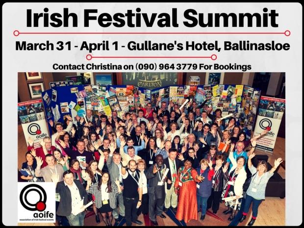 Irish Festival Summit visual 1